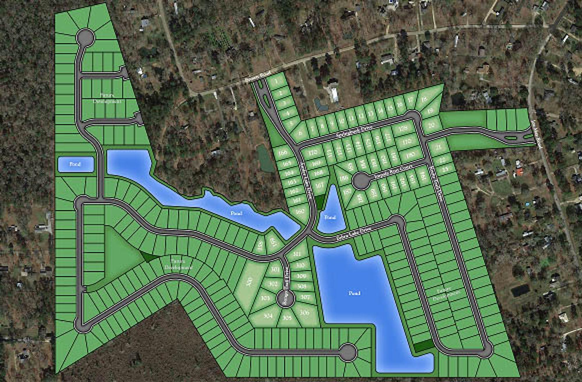 Hidden Lakes Estates