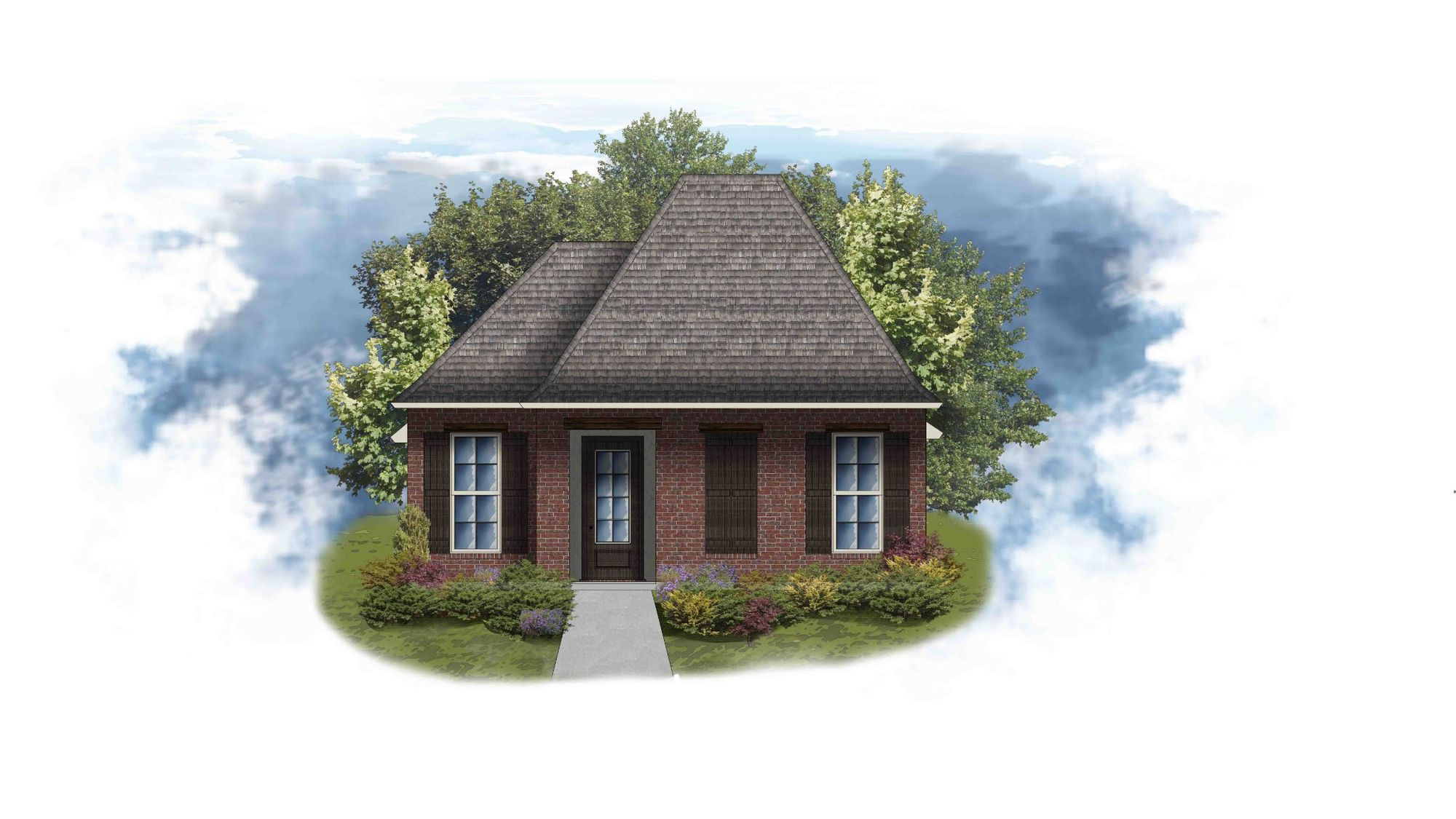 Grenada III D - Open Floor Plan - DSLD Homes