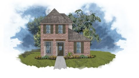 Baen II A Floor Plan - DSLD Homes