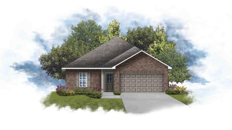 Princeton III G - Open Floor Plan - DSLD Homes