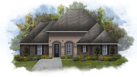 Dupre IV A - Open Floor Plan - DSLD Homes