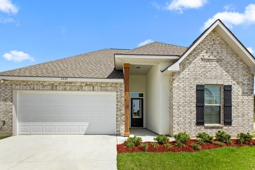 Cypress Bend Model Home - Trevi III B - Baton Rouge, LA - DSLD Homes