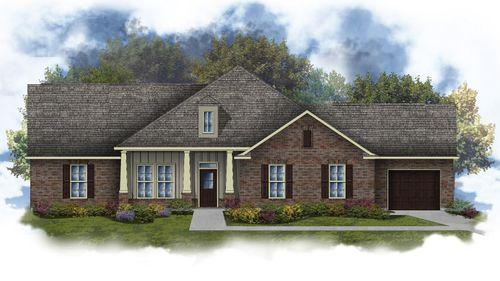 Jefferson III C - Open Floor Plan - DSLD Homes