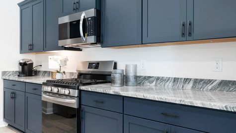 DSLD Homes - Ketty II B Open Floorplan - Kitchen Image - Coburn Lakes -  Hammond, LA