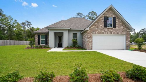 Oaklawn Trace Model Home - Rowland IV G Floor Plan - DSLD Homes