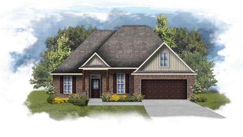 Riverside IV H - Open Floor Plan - DSLD Homes