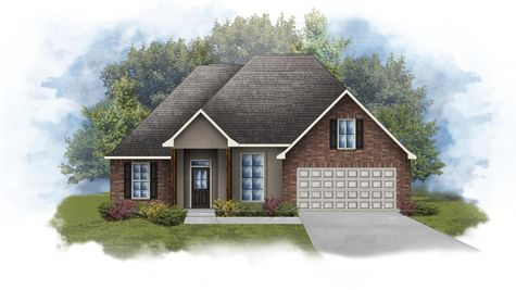 Reims IV B - Floor Plan - DSLD Homes