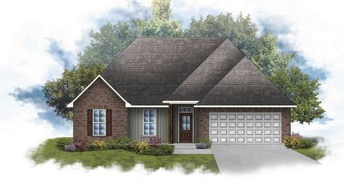 Rosman IV A - Open Floor Plan - DSLD Homes