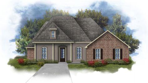 Raphael III D Open Floorplan Elevation Image - DSLD Homes