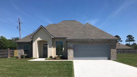 College Heights - Lake Charles- DSLD Homes - Model Home