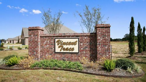 Front Entrance - Vincent Trace - DSLD Homes Maurice