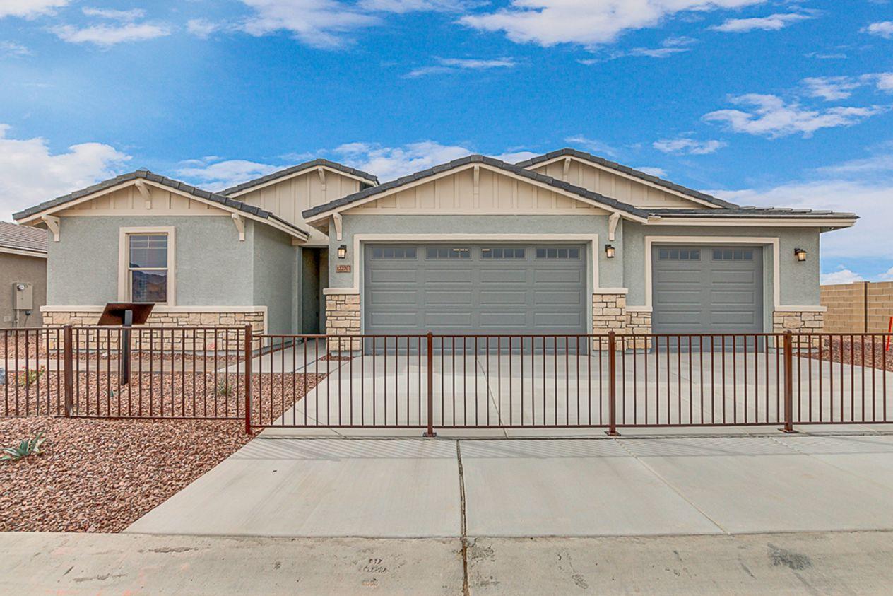 new homes in yuma, az