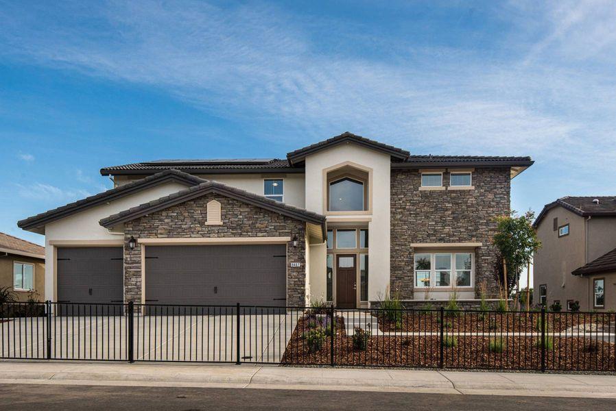 new homes in roseville ca by elliott homes
