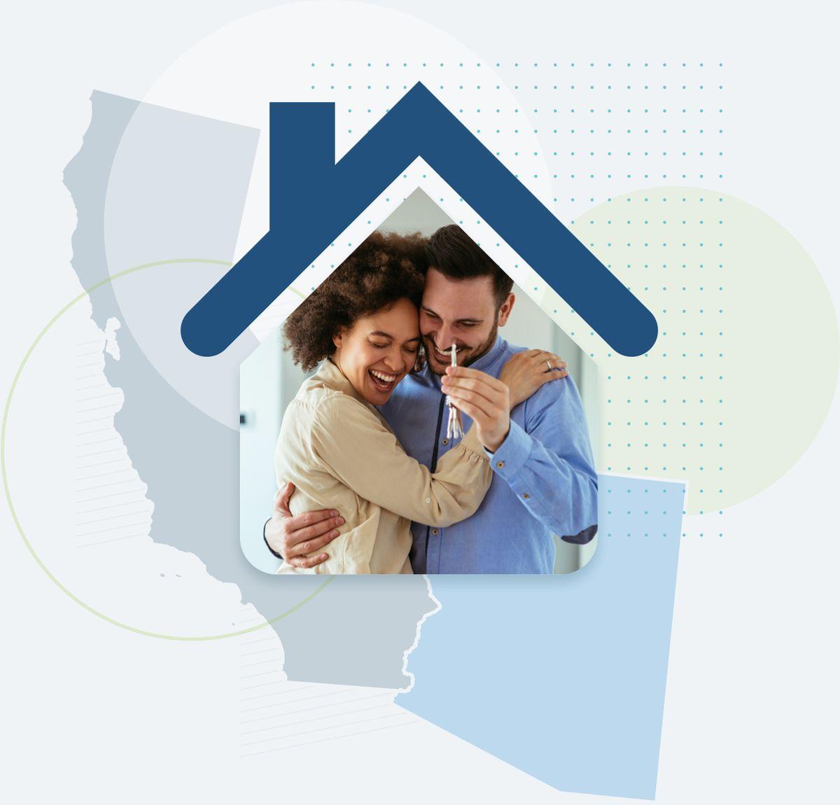 California & Arizona New Homes