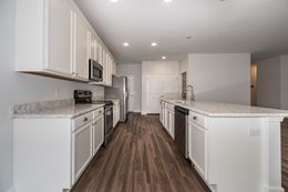 Kitchen previously built *custom Selections*