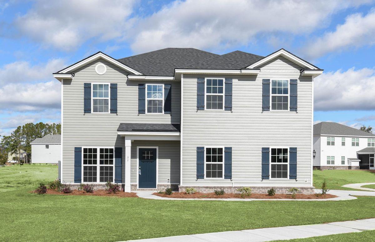 The Greybeard Floor Plan Ernest Homes