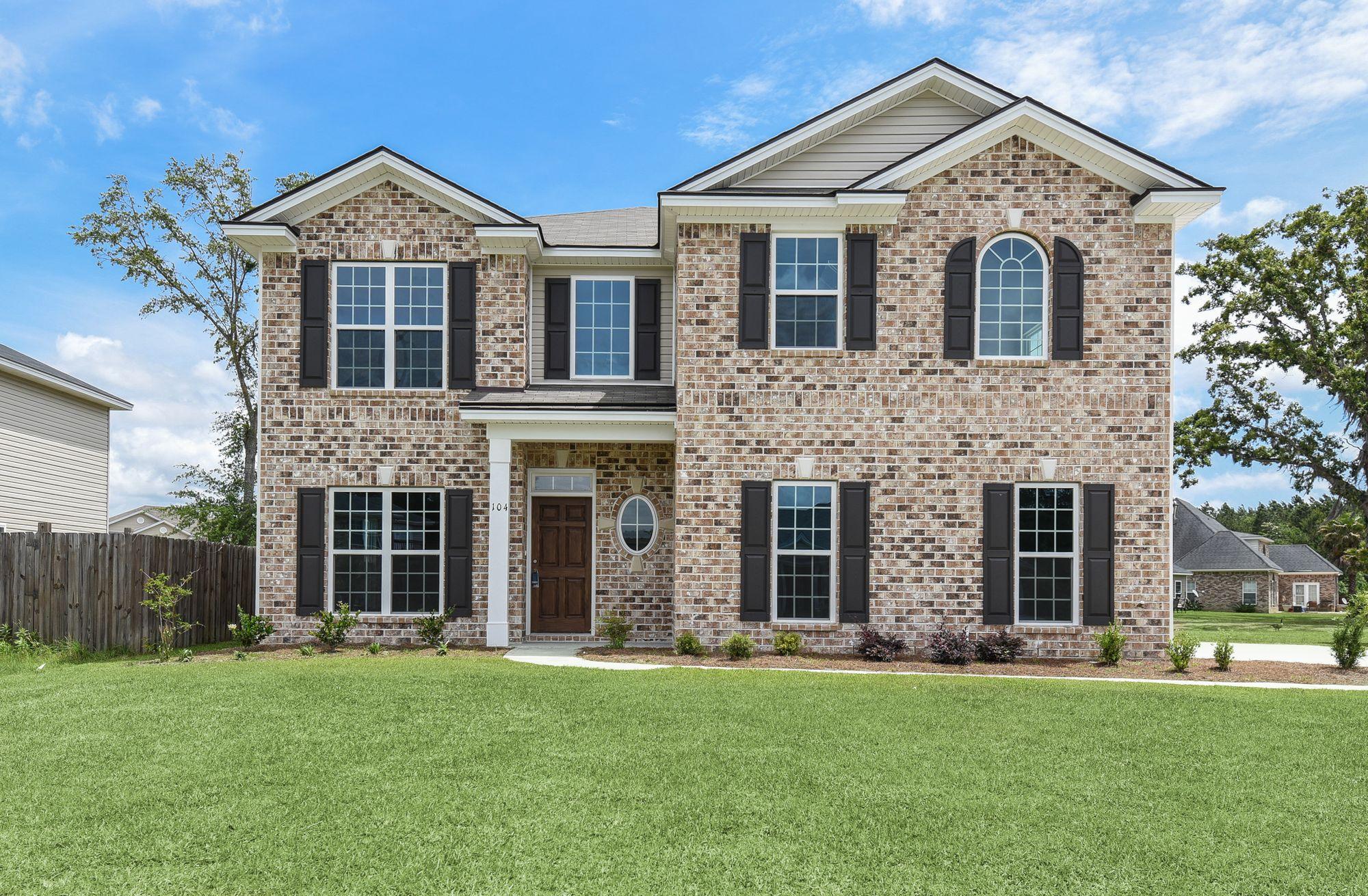 6 Sweetgrass Lane | New Home In Richmond Hill GA | Ernest ...