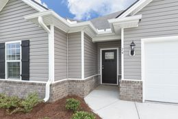Elevation A with upgraded front door - *custom selections*