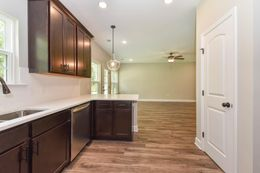 View to family room - *customer selections*