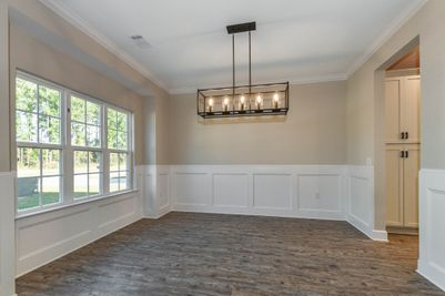 Previously built home -- Dining Room