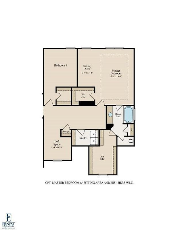 Hilton Floor Plan Options