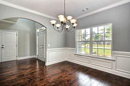 Dining-Foyer with optional wood floors