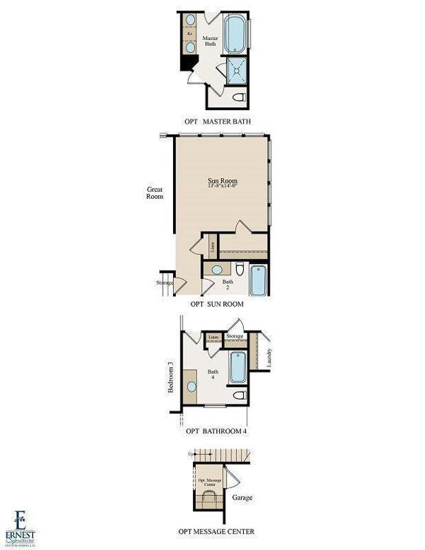 Hilton Floor Plan Options 2