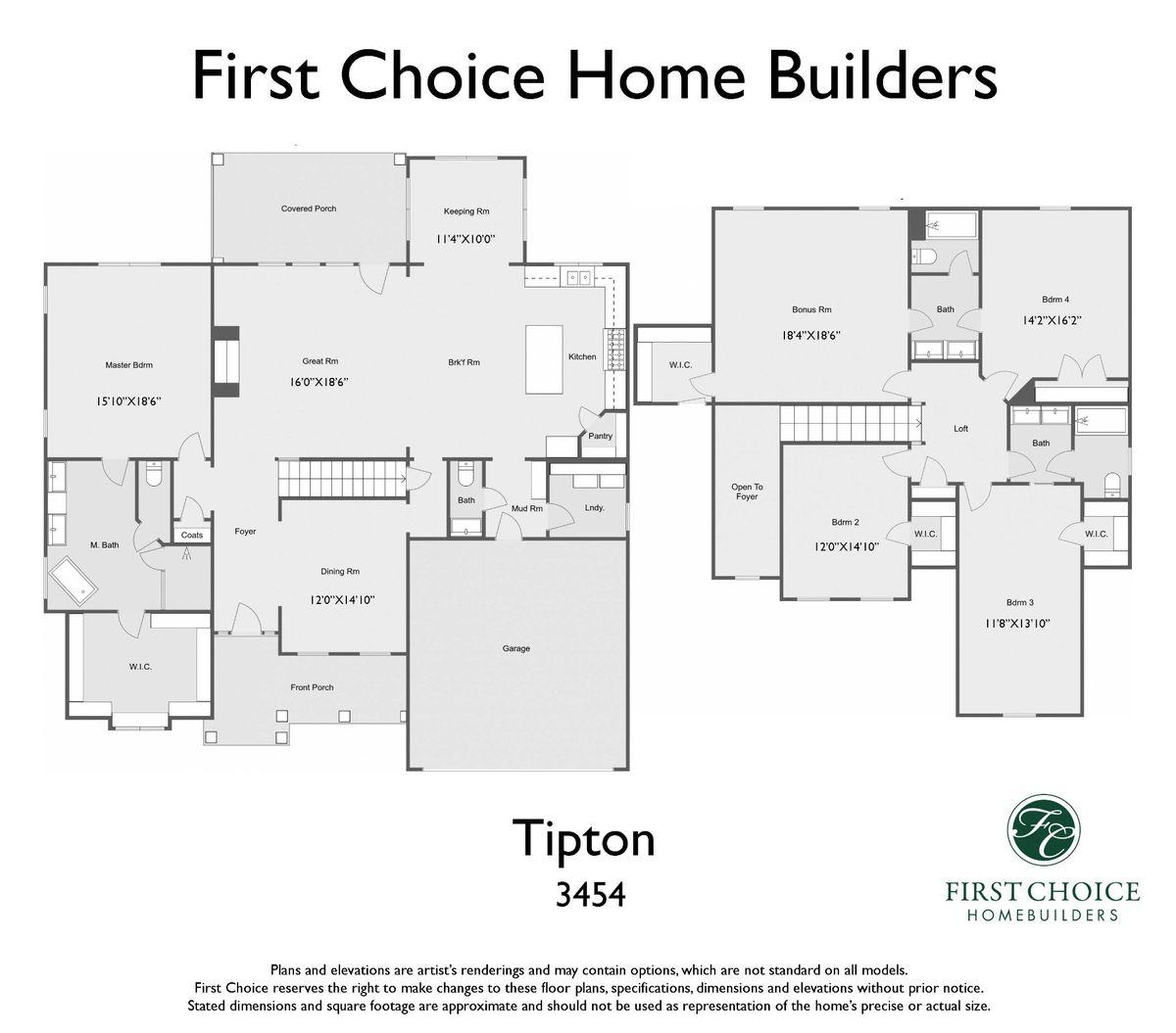 Tipton 3454