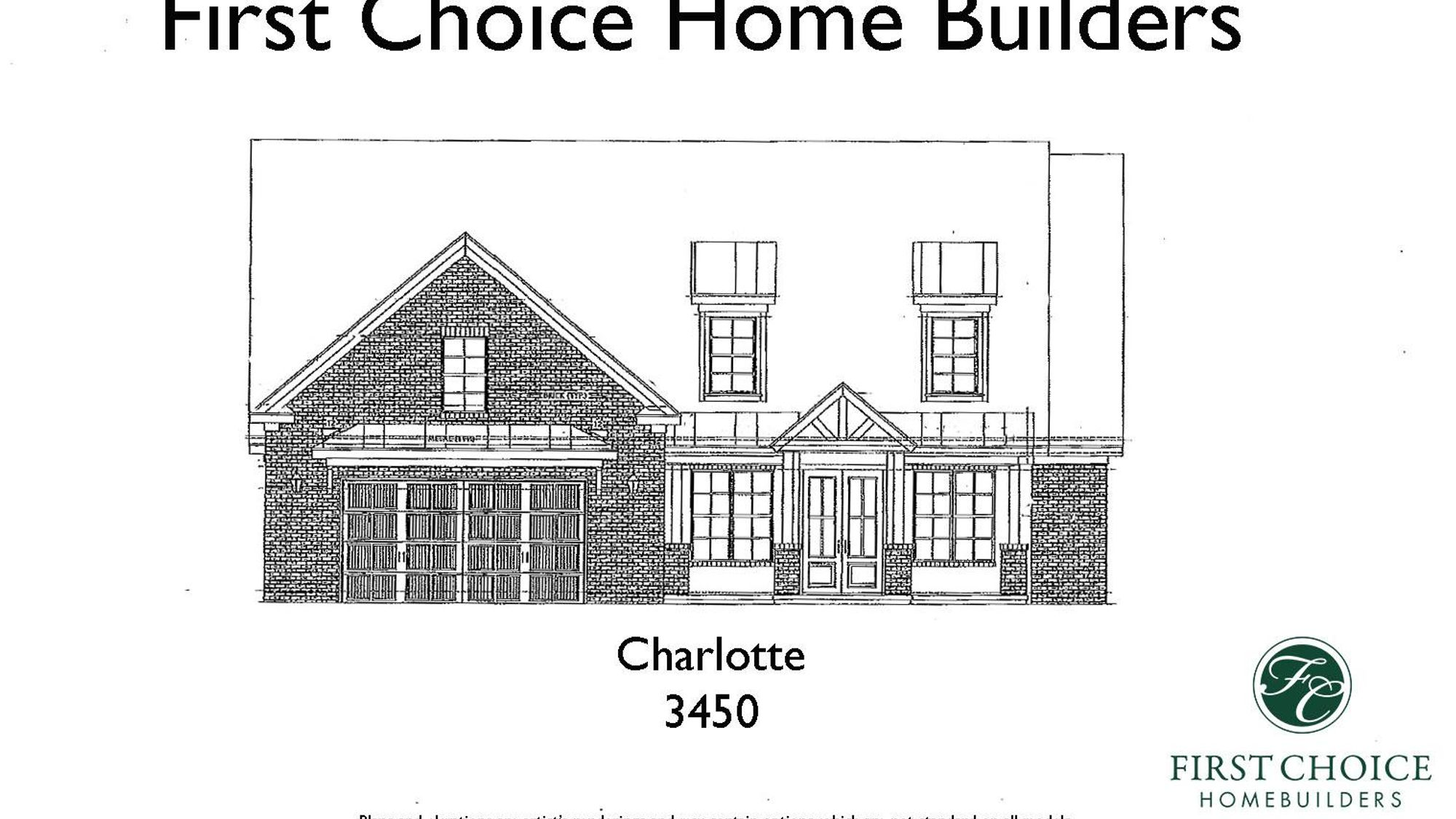 Charlotte 3450 Elevation BT RO