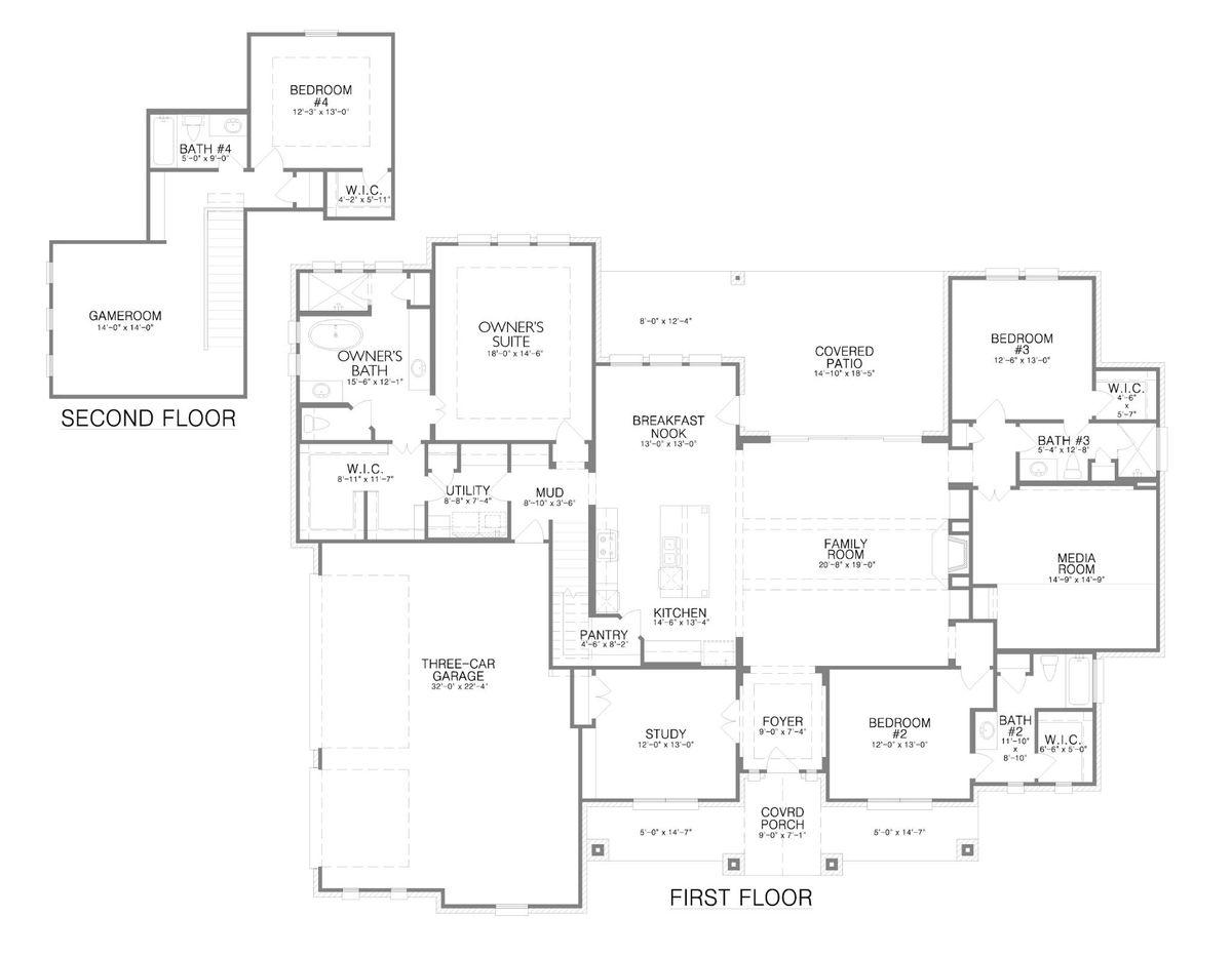 Harris- Floor Plan