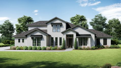 Images are artist renderings and will differ from the actual home built.
