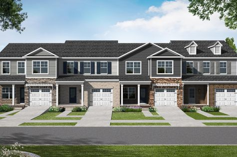 The Townhomes at Harvest Point
