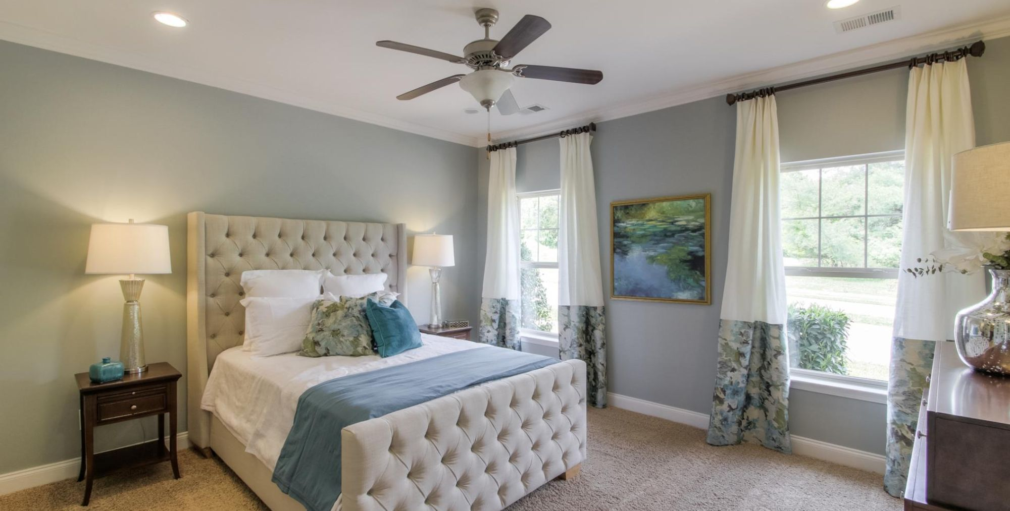 The Everleigh Master Bedroom