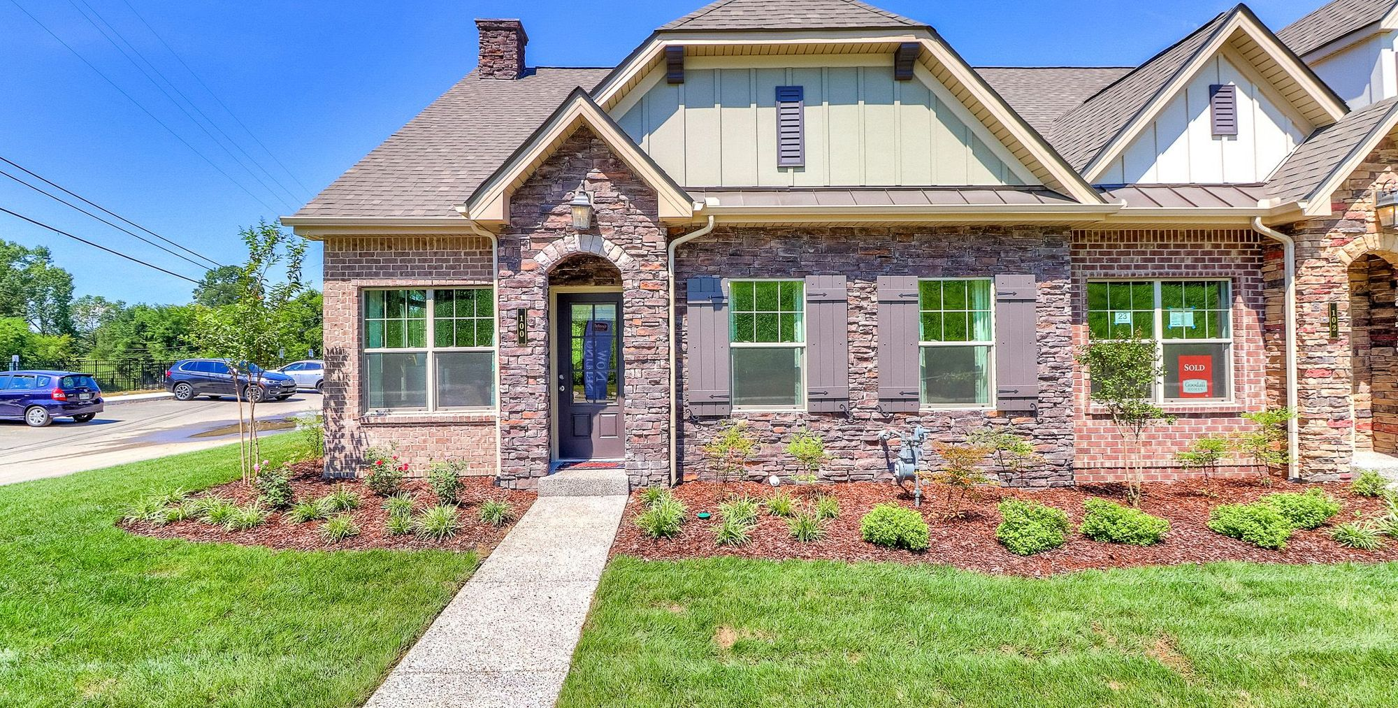 Everleigh (GR) Elevation E (This is a model representation, not the actual home)