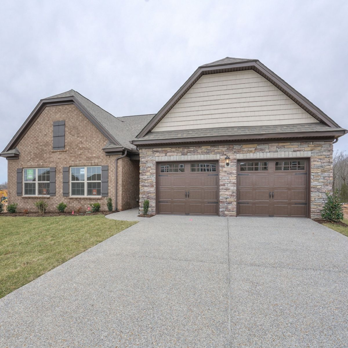 1337 Whispering Oaks Drive, Lot #703