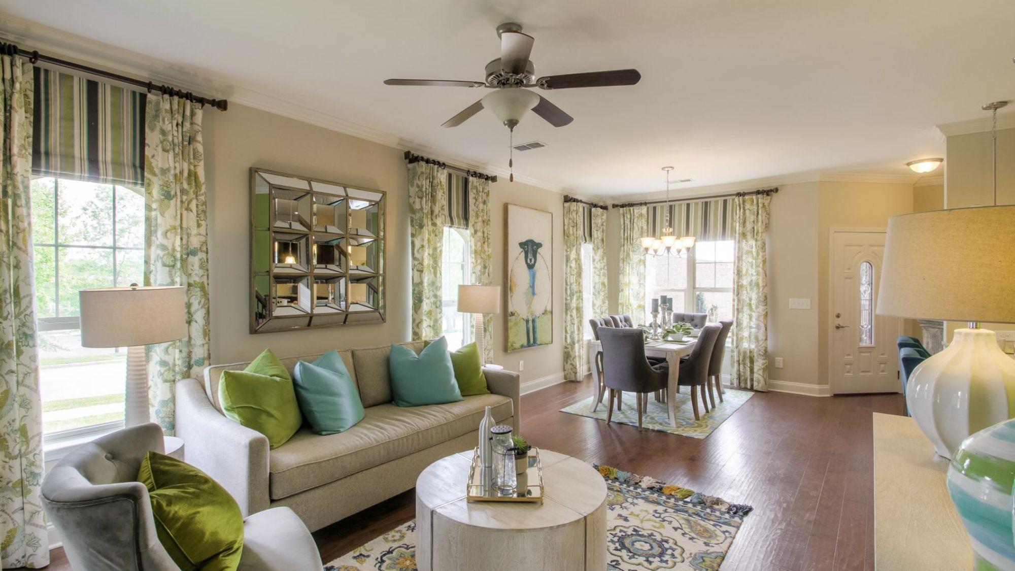 The Everleigh Living Room