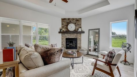 818 Bridlewood Drive, great room