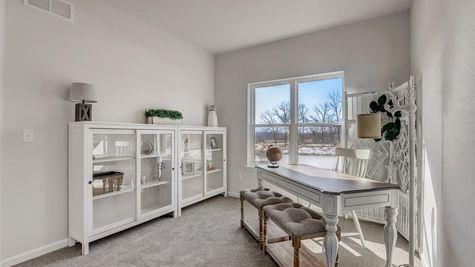 7615 W Park Circle Way Bedroom - Halen Homes
