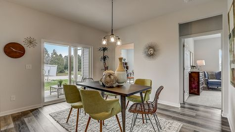 The Juliet Dinette - Halen Homes
