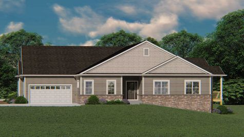 The Breckenridge Condominium Rendering - Halen Homes