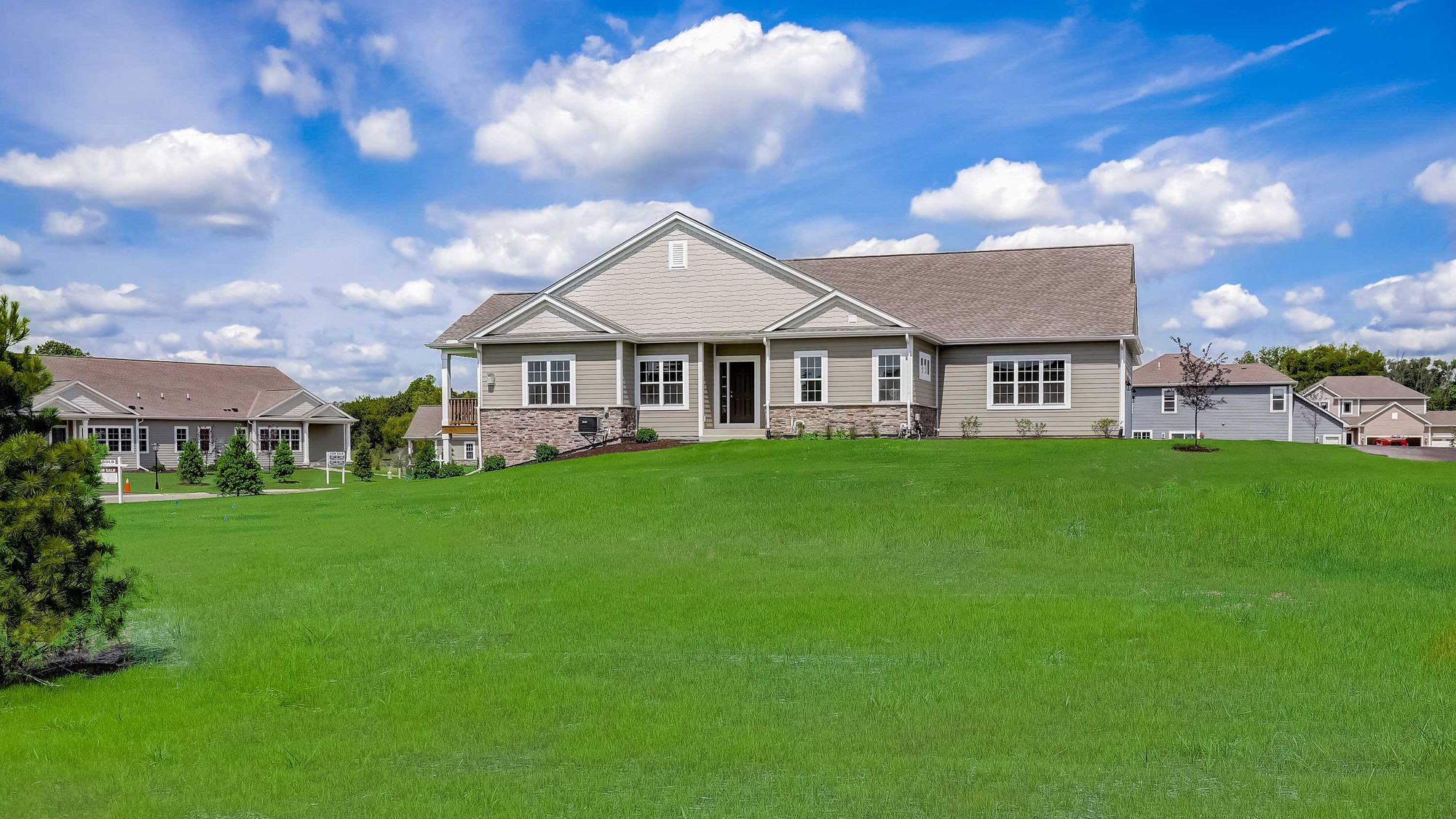 The Reserve at Wrenwood, Germantown, WI - Halen Homes