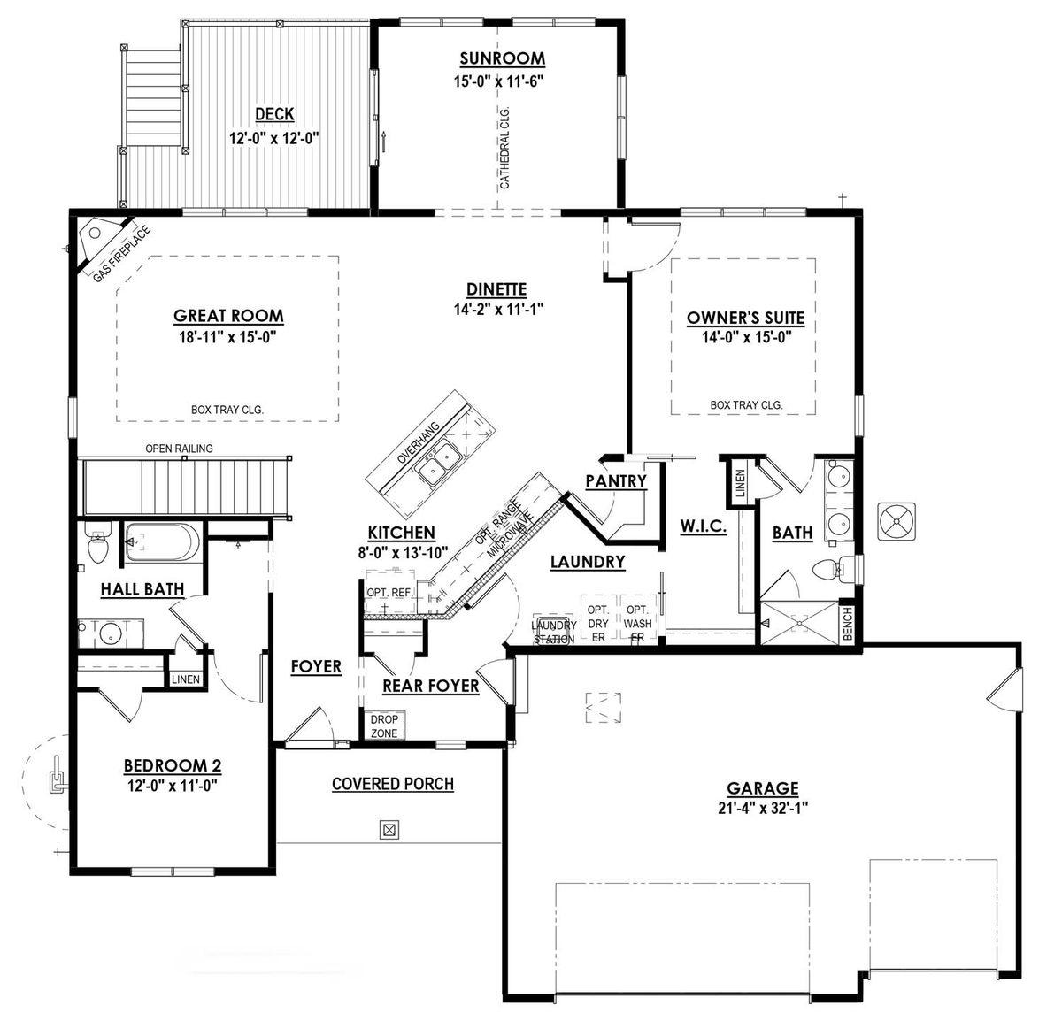 1370 Panorama Court Floorplan