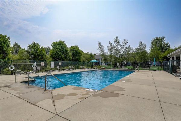 Bridlewood Pool, Hartford, WI