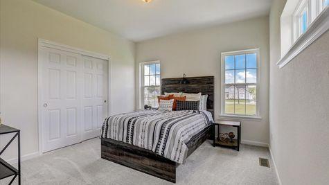 The Breckenridge Bedroom - Halen Homes