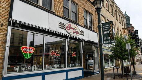 Scoop DeVille in Hartford Wisconsin