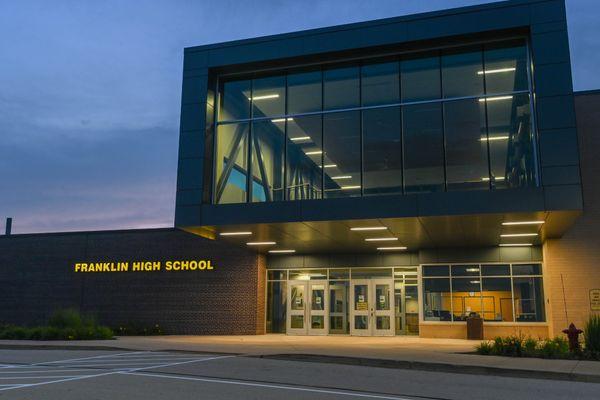 Franklin High School - Halen Homes