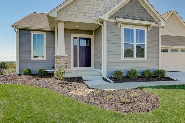 The Emory in Overlook Trails, Hartland, WI - Halen Homes