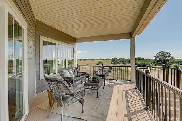 1398 Overlook Circle, Covered Porch - Halen Homes