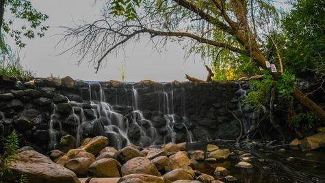 Waterfall in Franklin, WI - Halen Homes