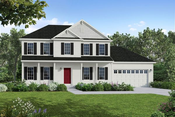 The Prescott - Halen Homes